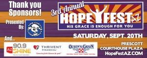 HopeFest AZ Logo